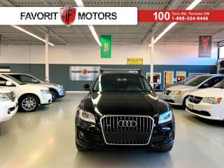 Used 2014 Audi Q5 KOMFORT **CERTIFIED** |NAV|BACKUP CAM|LEATHER|+++ for sale in North York, ON