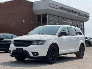Used 2016 Dodge Journey SXT BLACKTOP EDITION/7 PASSENGER for sale in Concord, ON