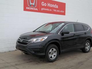 Used 2016 Honda CR-V HONDA CERTIFIED, LX, AWD for sale in Edmonton, AB
