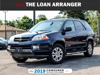 Used 2003 Acura MDX for sale in Barrie, ON
