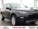 Used 2016 Land Rover Discovery Sport HSE - CPO 6yr/160000kms manufacturer warranty included until September 29, 2022! CPO rates starting at 2.9%! Locally owned and Driven Executive Demo | No Accidents | 5+2 Seating/3rd Row Seats | Navigation | Back Up Camera | Parking Sensors | Xenon H for sale in Edmonton, AB