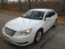 Used 2012 Chrysler 200 LX for sale in Lindsay, ON