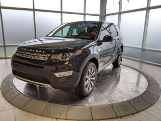 Used 2016 Land Rover Discovery Sport HSE Luxury - Certified Pre-Owned! Original MSRP Over $52,500! for sale in Edmonton, AB