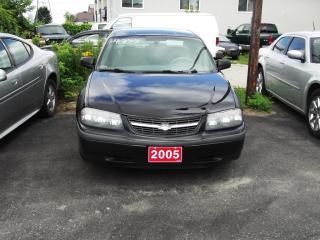 Used 2005 Chevrolet Impala for sale in Oshawa, ON