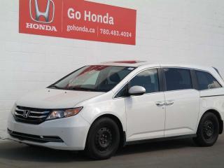 Used 2016 Honda Odyssey EX-L for sale in Edmonton, AB