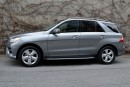 Used 2012 Mercedes-Benz ML-Class ML350 BlueTEC 4MATIC for sale in Vancouver, BC