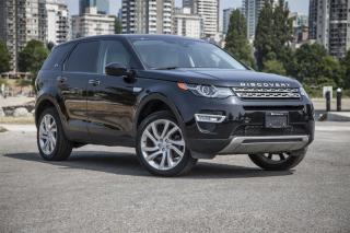 Used 2016 Land Rover Discovery Sport HSE Luxury SALE ON NOW! for sale in Vancouver, BC