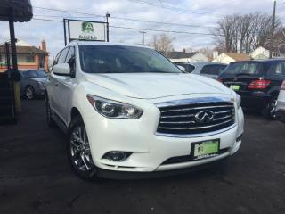 Used 2013 Infiniti JX35 SOLD for sale in Hamilton, ON
