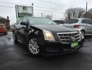 Used 2011 Cadillac CTS SOLD for sale in Hamilton, ON