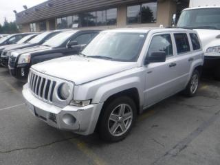Used 2008 Jeep Patriot Sport 2WD (running condition unconfirmed) for sale in Burnaby, BC