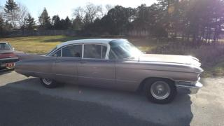 Used 1960 Cadillac DeVille SEDAN DEVILLE 6 WINDOW HT for sale in Innisfil, ON