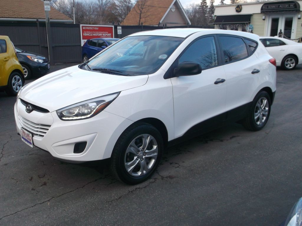 Used 2015 hyundai tucson gls internet sale for sale in for Hyundai motor finance pay bill