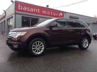 Used 2010 Ford Edge SEL, Heated Seats, Dual Climate Control! for sale in Surrey, BC