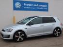 Used 2016 Volkswagen Golf GTI 5-Door Autobahn for sale in Edmonton, AB