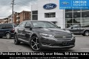 Used 2015 Ford Taurus SEL AWD - LEATHER - BLUETOOTH - NAV - POWER MOONROOF for sale in Ottawa, ON