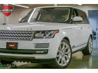Used 2016 Land Rover Range Rover V8 Supercharged for sale in Oakville, ON