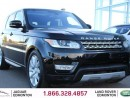 Used 2016 Land Rover Range Rover Sport HSE TD6 - CPO 6yr/160000kms manufacturer warranty included January 31, 2022! CPO rates starting at 2.9%! LOCALLY OWNED AND DRIVEN   NO ACCIDENTS   3M PROTECTION APPLIED   NAVIAGTION   PARK ASSIST   REVERSE TRAFFIC DETECT/BLIND SPOT/CLOSING VEHICLE S for sale in Edmonton, AB