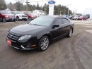Used 2012 Ford Fusion SE for sale in Kaladar, ON