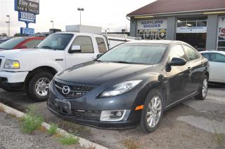 Used 2012 Mazda MAZDA6 GS-V6 (A6) for sale in Aurora, ON