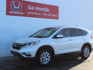 Used 2016 Honda CR-V EX AWD for sale in Edmonton, AB