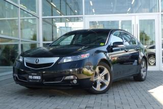 Used 2013 Acura TL SH AWD Tech at *Navi* Low Kms! for sale in Vancouver, BC