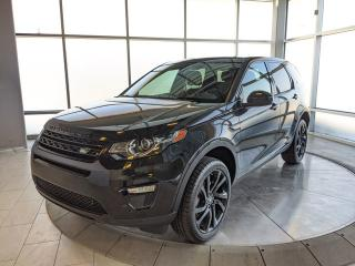 Used 2016 Land Rover Discovery Sport HSE Luxury for sale in Edmonton, AB
