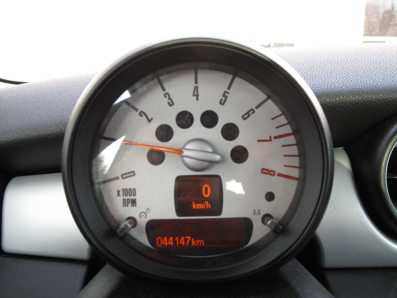 2012 MINI Cooper Knightsbridge Edition