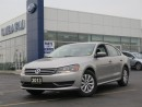 Used 2013 Volkswagen Passat 2.5L S for sale in Stratford, ON