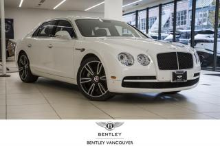 Used 2016 Bentley FLYING SPUR V8 *Fully Serviced & Bentley Certified! for sale in Vancouver, BC