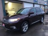 Photo of Sizzling Crimson Mica 2013 Toyota Highlander