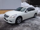 Used 2012 Infiniti G37 Luxury for sale in Ottawa, ON