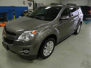 Used 2012 Chevrolet Equinox 2LT, NAVIGATION, BACK-UP-CAMERA, HEATED SEATS for sale in Ridgetown, ON