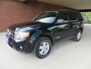 Used 2008 Ford Escape XLT 2.3L for sale in Ridgetown, ON