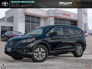 Used 2012 Honda CR-V Touring 4WD for sale in Orangeville, ON