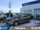 Used 2013 Hyundai Elantra LIMITED LEATHER SUNROOF for sale in Edmonton, AB