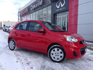 Used 2015 Nissan Micra SV for sale in Oakville, ON