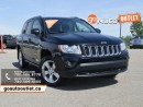 Used 2012 Jeep Compass North Edition for sale in Edmonton, AB