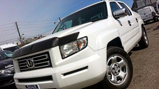 Used 2007 Honda Ridgeline 4WD, CREW CAB, TRAILER HITCH for sale in North York, ON