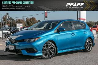 Used 2016 Scion iM 6sp for sale in Orangeville, ON