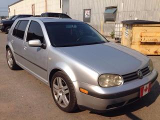 Used 2001 Volkswagen Golf for sale in Barrie, ON
