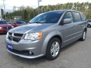Used 2015 Dodge Grand Caravan Crew Plus - Leather & Nav for sale in Norwood, ON