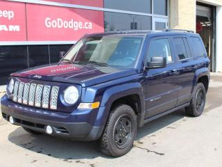 Used 2014 Jeep Patriot North 4X4 for sale in Edmonton, AB