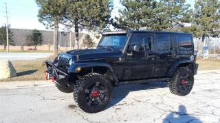 2015 Jeep Wrangler SAHARA LIFTED & CUSTOMIZED!!!