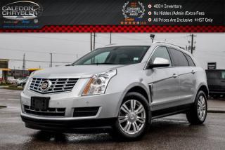 Used 2015 Cadillac SRX Luxury|Pano Sunroof|Backup Cam|Bluetooth|R-Start|Leather|Heated FRT Seats|18