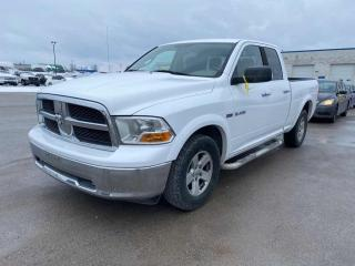Used 2011 Dodge Ram 1500 for sale in Innisfil, ON