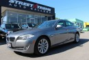 Used 2013 BMW 528 xDrive, NAVI, CLEAN CARPROOF, SUNROOF, WARRANTY for sale in Markham, ON