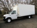 Used 2015 Ford E450 gas 16 ft high box cube for sale in Richmond Hill, ON