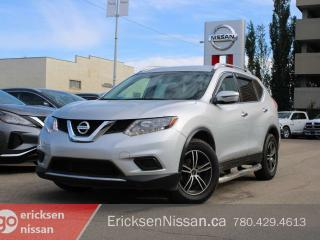 Used 2016 Nissan Rogue S l AWD l Rims l Backup Camera for sale in Edmonton, AB