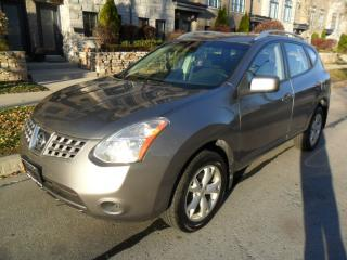 Used 2008 Nissan Rogue AWD, CERTIFIED, NO ACCIDENTS, LOW KMS for sale in Etobicoke, ON