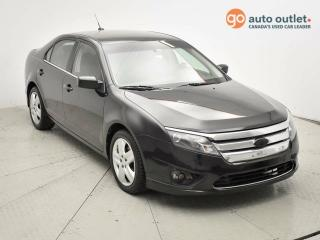 Used 2010 Ford Fusion SE for sale in Edmonton, AB